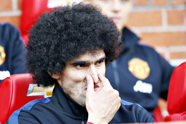 Fellaini er blitt utskjelt av United fansen verden over i det siste. Er det over og ut ved sesongslutt?