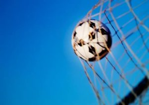 fotball i nettet
