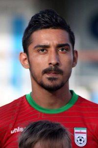 Iraneren Reza Ghoochannejhad i Heerenveen scoret mot Feyenoord, hans femte scoring for sesongen. (Foto: Wikimedia Commons)
