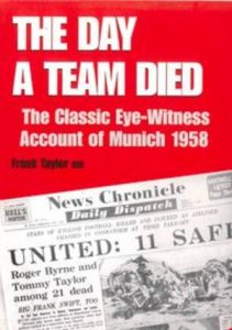 Book Cover: The day a team died