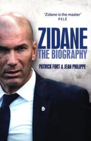 Book Cover: Zidane (the biography)