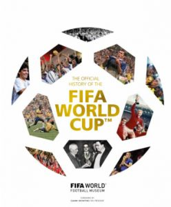 Book Cover: The official history of the FIFA world cup