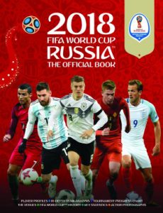 Book Cover: 2018 FIFA World Cup Russia (the official book)