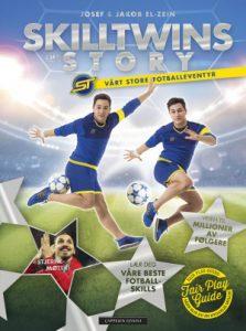 Book Cover: Skilltwins (the story, vårt store fotballeventyr)