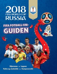 Book Cover: FIFA fotball-VM-guiden
