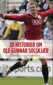 Book Cover: Solskjaer 20