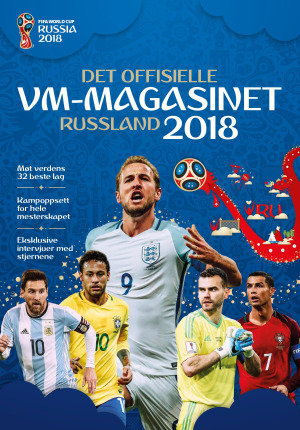 Book Cover: Det offisielle VM-magasinet Russland 2018