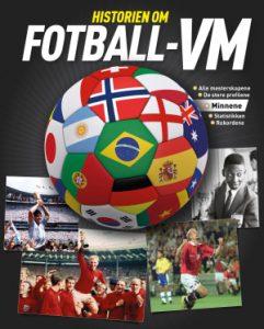 Book Cover: Historien om fotball-VM