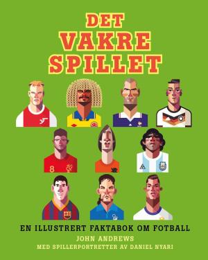 Book Cover: Det vakre spillet