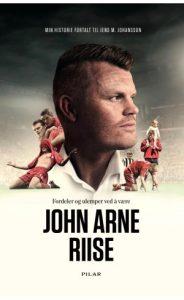 Book Cover: Fordeler og ulemper ved å være John Arne Riise