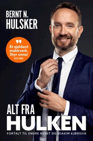 Book Cover: Alt fra Hulken