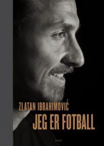 Book Cover: Jeg er fotball