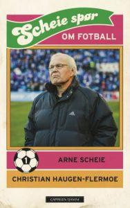 Book Cover: Scheie spør om fotball
