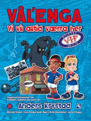 Book Cover: Vål'enga