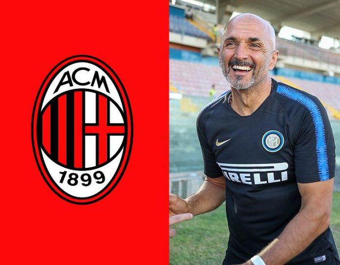 Luciano Spalletti Milan